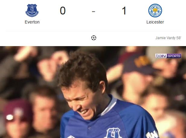Everton Gagal Dominasi Leicester Di Awal Tahun 2019 Ini