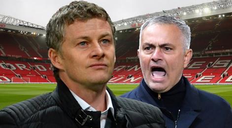 Solskjaer Bilang Mourinho Menerapkan Taktik Konyol