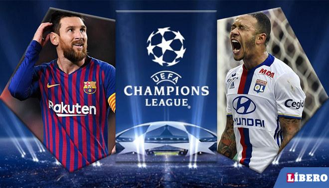 Raksasa Club Barcelona Dikabarkan Akan Berhadapa Dengan Salah Satu Club Lyon Pada Lanjutan Liga Champions Dini Hari