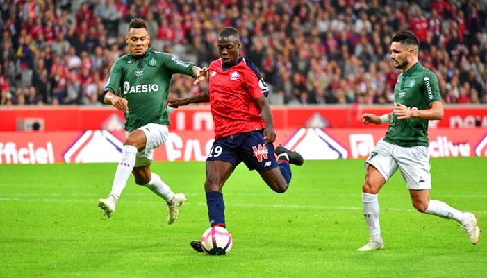 Club Raksasa Liga Inggris Manchester United dan Arsenal Kembali Dikabarkan Akan Memburu Salah Satu Pemain Nicolas Pepe