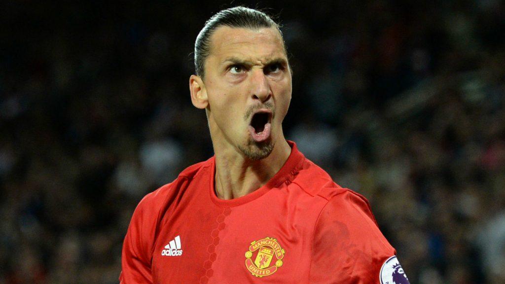 Zlatan: Man United ditangkap oleh Ferguson