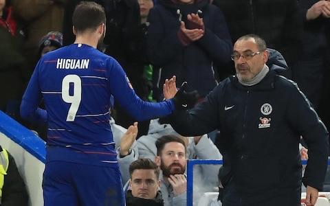 Manajer Club Skuat Chelsea Maurizio Sarri Dikabarkan Masih Membutuhkan Sosok Pemain Higuain