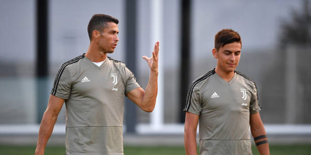 Dyabala Santai Dengan Isu Penjualan Dirinya Oleh Juventus
