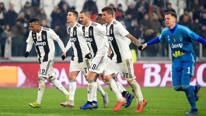 Club Papan Atas Juventus