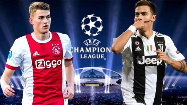 Raksasa Club Ajak Amsterdam Dikabarkan Akan Menghadapi Salah Satu Club Juventus Dalam Laga Perempat Final Champions