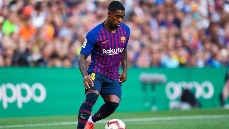 Malcom Segera Angkat Kaki Dari Camp Nou