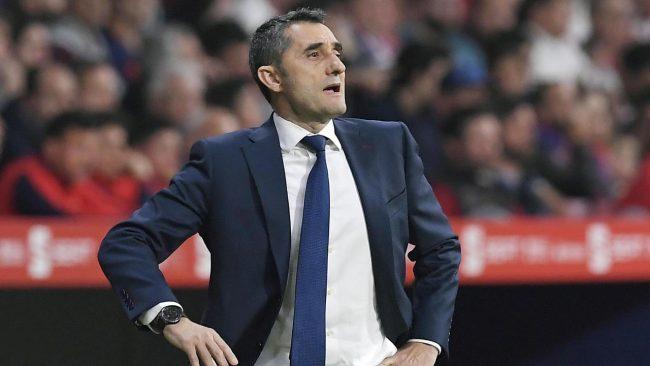 Pelatih asal Barcelona, Ernesto Valverde percaya bahwa dirinya masih memiliki kepercayaan dan dukungan penih dari petinggi klub
