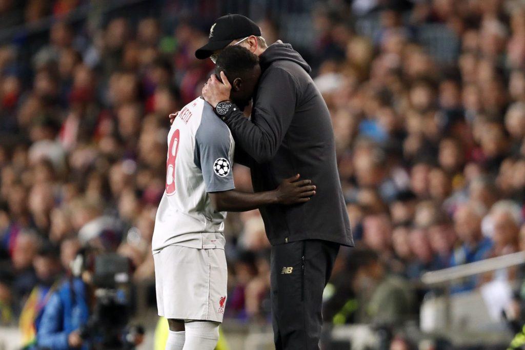 Naby Keita Lewatkan Piala Afrika 2019