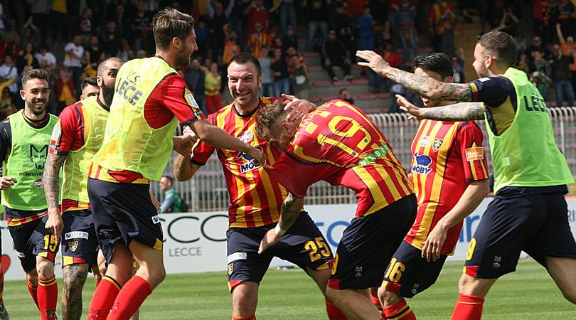 Lecce Kembali Ke Serie A Musim Depan
