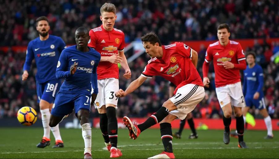 Manchester United dan Chelsea kehilangan poin lagi