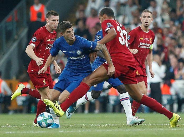 Raksasa Club Liverpool Kembali Telah Berhasil Mencuri Poin Penuh Di Markas Club papan Atas Chelsea