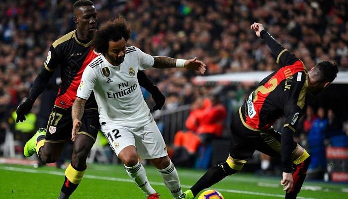 Real Madrid Kembali Tumbang di La Liga