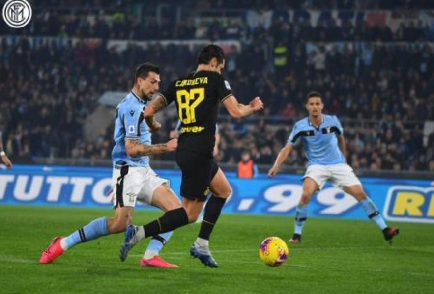 Inter Milan Versus Lazio, Biancocelesti Sukses Raih Tiga Poin