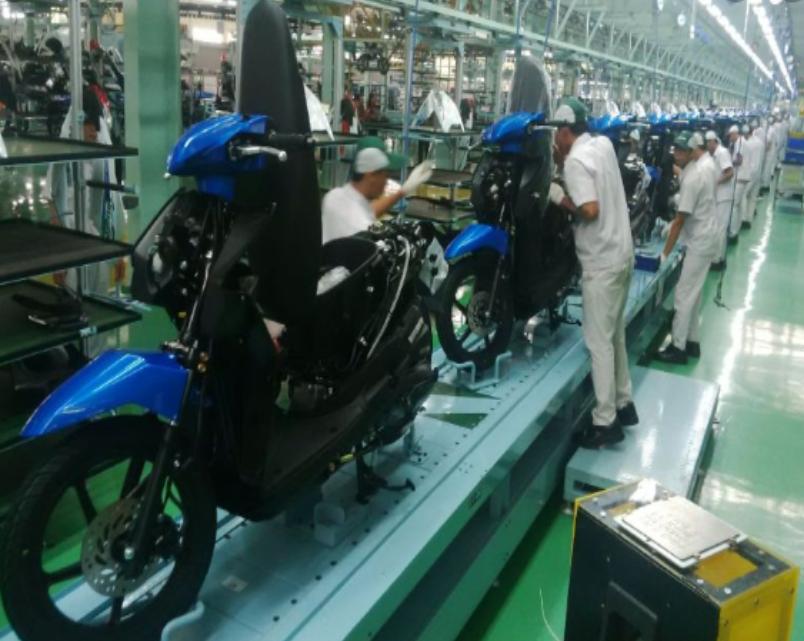Produksi Motor Listrik, Produsen Ini Justru Jual ke Pesaing