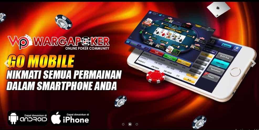 Bermain Judi Poker Untung Besar di Wargapoker