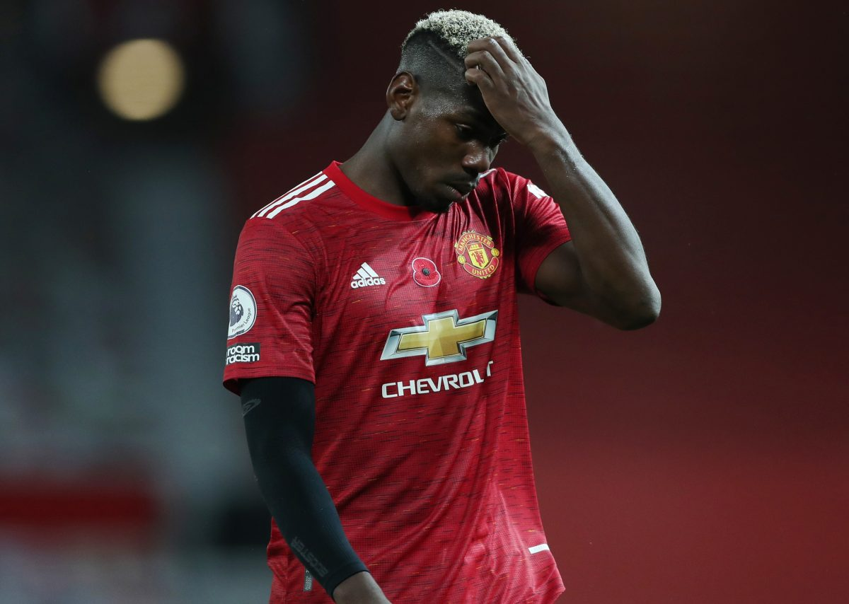 Pogba Akan Segera Hengkang dari Manchester United
