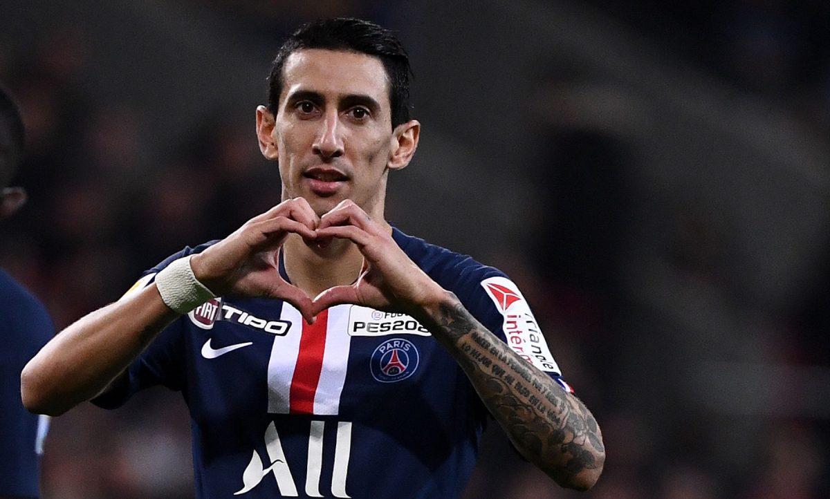Juventus Saat ini Sedang Tertarik Mendatangkan Angel Di Maria dari Tim PSG